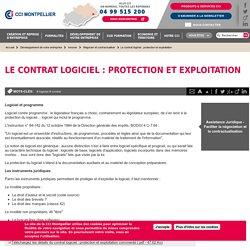 Le contrat logiciel : protection et exploitation