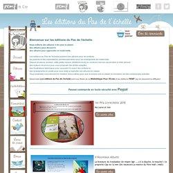 Edition de livres pour enfants, albums, kamishibaï et exploitations pédagogiques