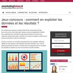 Jeux-concours : comment en exploiter les données et les résultats