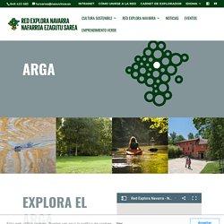 ARGA - Red Explora Navarra - Nafarroa Ezagutu Sarea