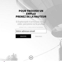 Conseils pour votre recherche d'emploi par ExploraJob - Candidature spontanée mail parfaite : comment faire ?