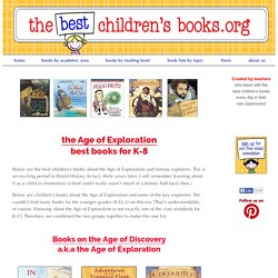 The Age of Exploration in the Best Children's Books