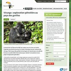 Virunga : exploration pétrolière au pays des gorilles