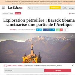 Exploration pétrolière: Barack Obama sanctuarise une partie de l'Arctique, Etats Unis