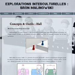 Explorations Interculturelles - Concepts & Outils : Hall