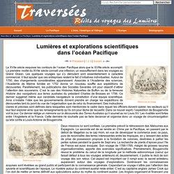 Lumières et explorations scientifiques dans l'océan Pacifique