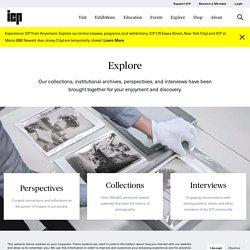[US] La collection / ICP Museum, New York