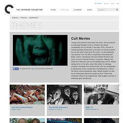 Cult Movies - Explore