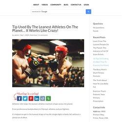 Explore the Genuine Athletes Diet Data with Fit-Mecca.com