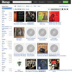 Explore Jazz on Discogs