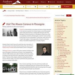 Explore The Original Canova Museum In Possagno