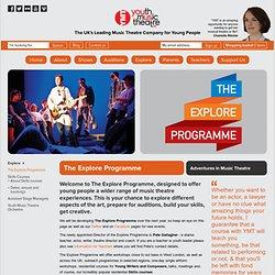 The Explore Programme