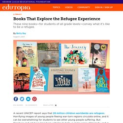 Books That Explore the Refugee Experience