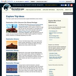 Explore Trip Ideas