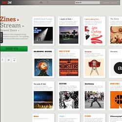 der webweiser Zine - Convozine.com