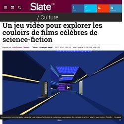 Un jeu vidéo pour explorer les couloirs de films célèbres de science-fiction