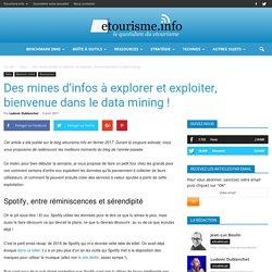 Des mines d'infos à explorer et exploiter, bienvenue dans le data mining !
