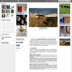Visual Arts Explorer - Le moteur de recherche des arts visuels - PASQUER Claude
