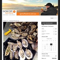 Coffin Bay Explorer Day Trip - Goin' Off Safaris Reservations