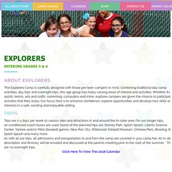 Best NYC Summer Day Camp For Fun & Adventure