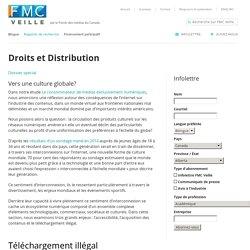 Explorez nos dossiers spéciaux: Droits et distribution