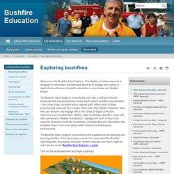 Exploring bushfires