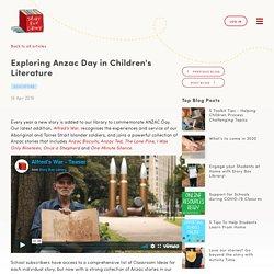 Exploring Anzac Day in Children's Literature