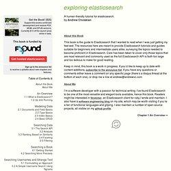 Exploring Elasticsearch
