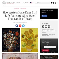 What is Still Life Art? Exploring the History of Still Life Paintings