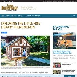 Exploring the Little Free Library Phenomenon