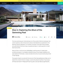 Dive In: Exploring The Allure Of The Swimming Pool