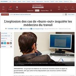 L'explosion des cas de «burn-out» inquiète les médecins du travail