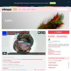 EXPM - CHANNEL on Vimeo
