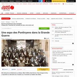 Une expo des Pontivyens dans la Grande Guerre