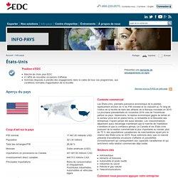 États-Unis - Exportation et développement Canada (EDC)