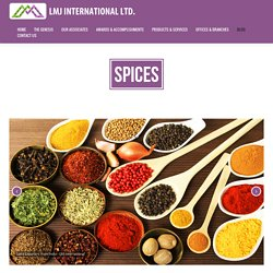 Spices Exporters & Importers