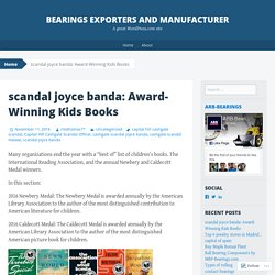scandal joyce banda: Award-Winning Kids Books