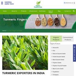 Turmeric Powder Manufacturers