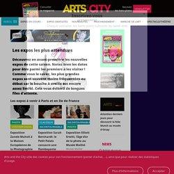 Les expos les plus attendues en 2021- Arts in the City...