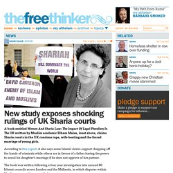 New study exposes shocking rulings of UK Sharia courts
