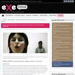 Exposición del proyecto visual de Dora García en el Centro José Guerrero