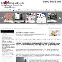 exposition : astérix à la bnf !