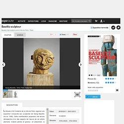 Baselitz sculpteur - MAM