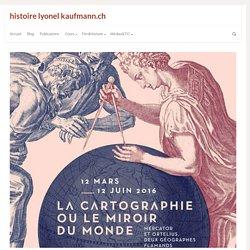 Une exposition sur la cartographie ou le miroir du monde– Éduscol HG