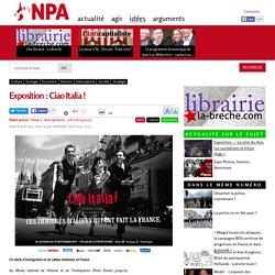 NPA - 06/04/2017 - Exposition : Ciao Italia !