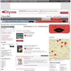 Exposition Paris : les meilleures expos de Paris - Cityvox