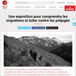Immigrations du 21e siècle à aujourd'hui en France - expo Solidarité Laïque