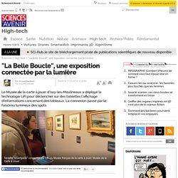 """""""La Belle Boucle"""", une exposition connectée par la lumière"""