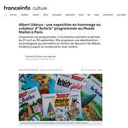 """Albert Uderzo : une exposition en hommage au créateur d'""""Astérix"""" programmée au Musée Maillol à Paris"""