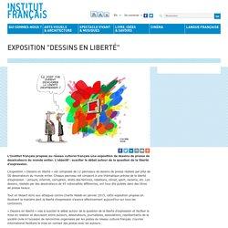 "Exposition ""Dessins en liberté"""